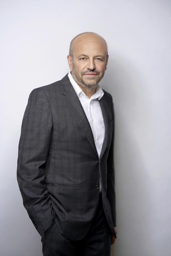 티에리 앙드레타 '멀버리' CEO. 사진 멀버리