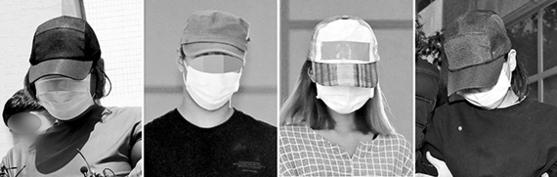 어린 자녀를 학대해 숨지게 한 혐의로 기소된 부모들에 대한 재판이 이어지고 있다. 사진은 부모들이 지난해 영장실질심사 등을 받기 위해 경찰서를 나서고 있는 모습. [연합뉴스·뉴스1]