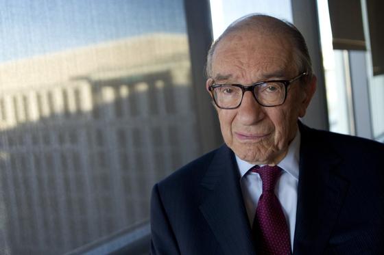 앨런 그린스펀 전 Fed 의장