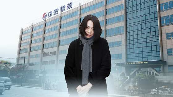 조현아 전 대한항공 부사장. 연합뉴스TV