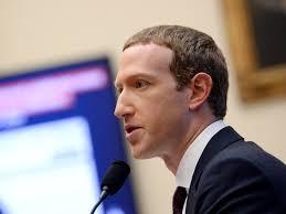 페이스북 최고경영자(CEO) 마크 저커버그.