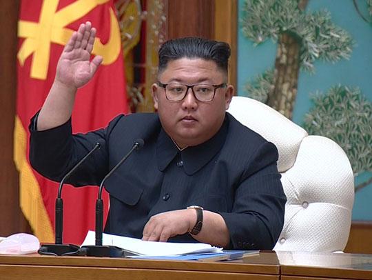 김정은 위원장이 모습을 드러내지 않으며 그를 둘러싼 건강 이상설, 심지어 사망설까지 난무하고 있다. [연합뉴스]