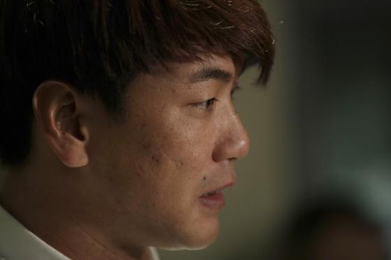 귀국을 생각했던 김광현은 연고지인 세인트루이스에 남기로 했다. [AP=연합뉴스]