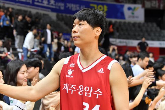 고양 오린온 포워드 박상오가 1일 은퇴를 발표했다. [사진 KBL]