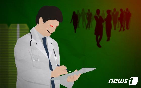 대학병원 응급실에서 근무하는 한 교수가 자신의 유튜브 채널에 환자의 사망 장면 등이 담긴 영상을 올려 논란이 일고 있다. 뉴스1
