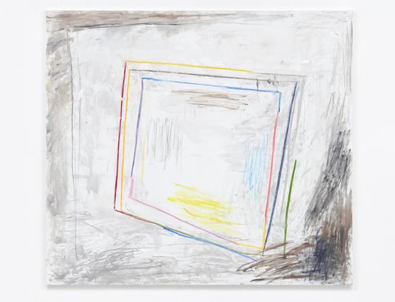 샌정, Untitled, 2020, oil on canvas, 170X190cm. [OCI미슐관]