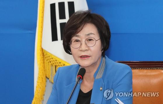 김상희 민주당 의원. [연합뉴스]