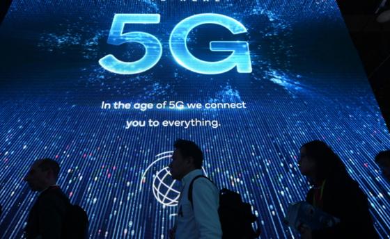한국은 세계 최초로 5G 상용화에 성공했지만, 5G굴기를 내세운 중국에 완전히 역전 당했다. [중앙포토]