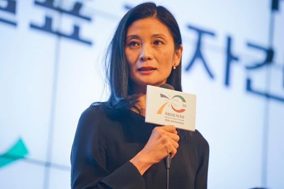 강수진 국립발레단 예술감독 겸 단장. 사진 국립극장