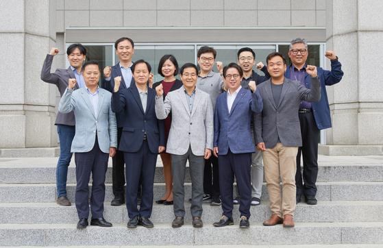 인하대, 인천 지역사회와 손잡고 '지능형 IoT 디바이스 연구센터' 설립