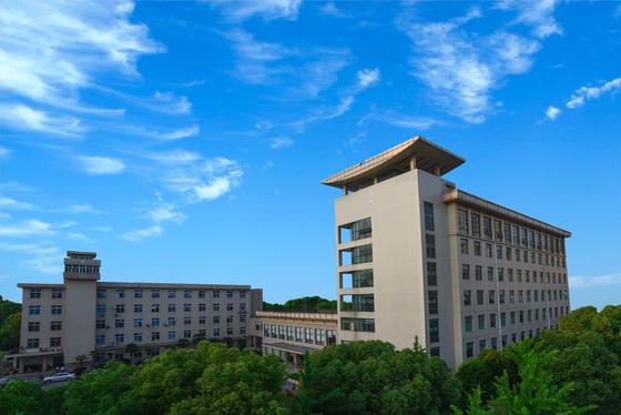 중국 후베이성 우한 바이러스 연구소의 전경 [사진 공식 홈페이지]
