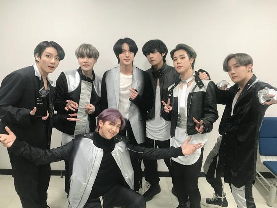 방탄소년단(BTS). 사진 빅히트엔터테인먼트
