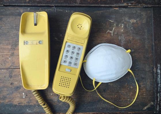 코로나 19 시대에 낯선 이와의 전화통화를 통해서 고독을 줄여보려는 이들이 늘고 있다. [쿼런틴 챗 홈페이지]