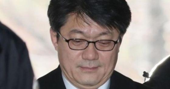 김진모 전 민정2비서관. 연합뉴스