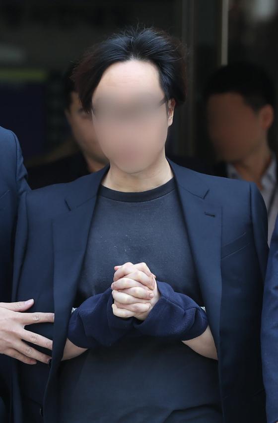 Mnet 김학민 CP와 안준영 PD가 14일 검찰에 송치됐다 / 사진=연합뉴스