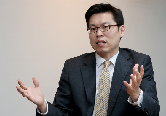 7일 법무법인 비트에서 송도영 변호사가 중앙일보와 인터뷰를 하고 있다. 최정동 기자