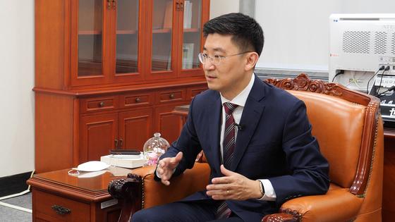 김세연 미래통합당 의원은 21대 총선 불출마로 12년만에 국회를 떠난다. [인터뷰 영상 캡처]