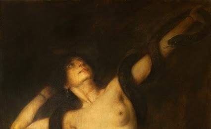 유대 신화에는 신이 창조한 최초의 여성으로 릴리트가 등장한다. [중앙포토]