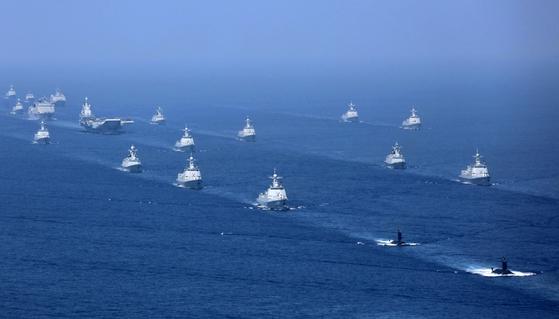 미·중 충돌의 최전선 대만…WHO 복귀 놓고도 연일 신경전