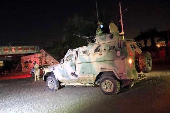 코로나 통행금지령 어긴 차량에 발포...아프리카 수단서 2명 사망