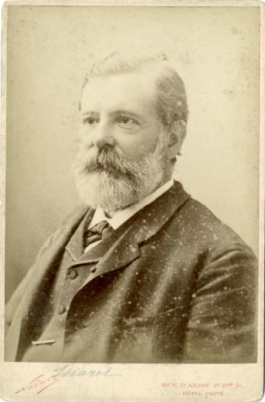 사진2. 에티엔-쥘 마레 (Étienne-Jules Marey, 1830-1904). [사진 wikipidia]
