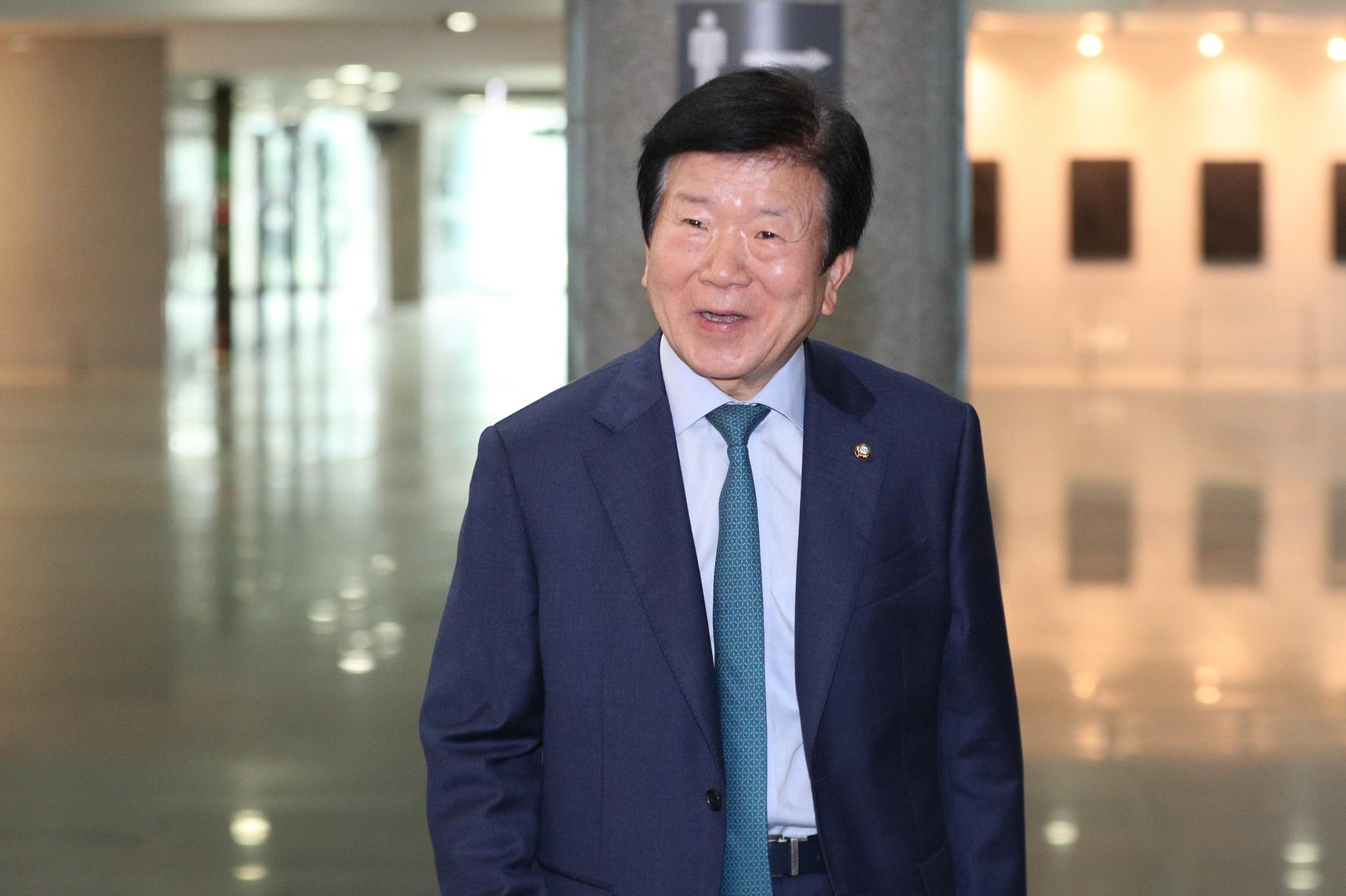 박병석 더불어민주당 의원. 뉴스1