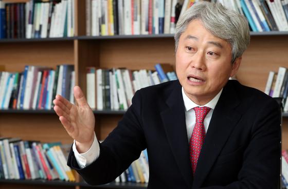 김근식 경남대 교수 [중앙포토]