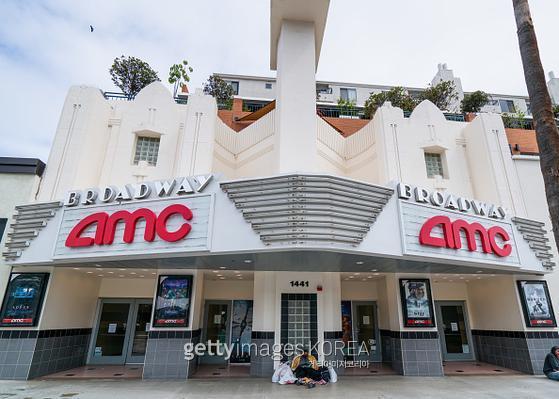 미국 AMC 극장