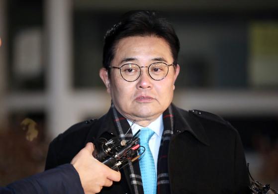 전병헌 전 의원. 연합뉴스