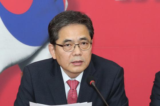 곽상도 미래통합당 의원. 연합뉴스