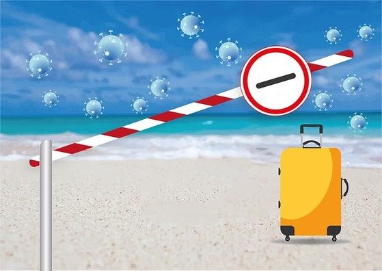 코로나19로 해외 여행이 대부분 불가능해 졌다. [pixabay]