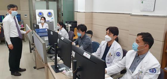 대구동산병원 자료사진. 사진은 기사 내용과 관련 없음. 장세정 기자