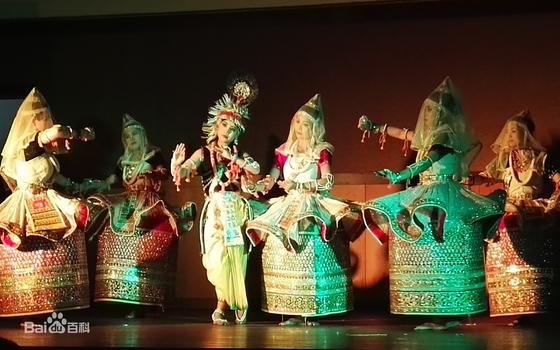인도 동북부의 마니푸르주는 기원전부터 독립 왕국을 형성했던 곳으로 오랫동안 고유의 마니푸르 왕국을 유지했다. [중국 바이두 캡처]