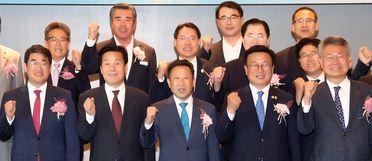 '아름다운 섬 발전협'의원 당선인 간담회