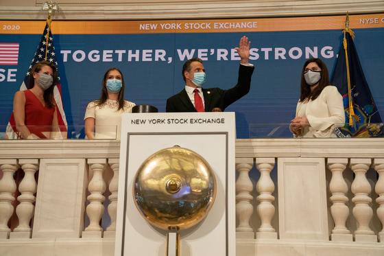 사망자 10만 눈앞이지만 경제 재가동 기대에 뉴욕증시 올랐다