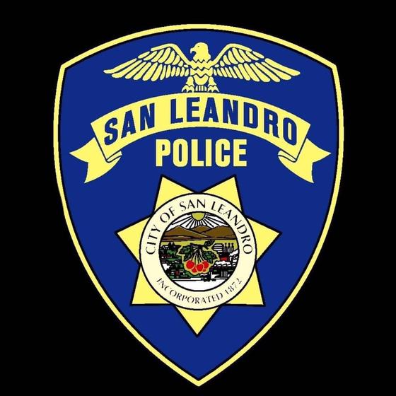 미국 캘리포니아주 샌리앤드로 경찰. 사진 샌리앤드로 공식 페이스북 계정 캡처