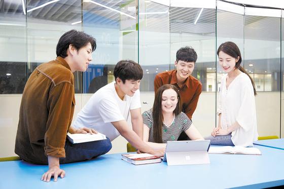 중앙대학교 MBA의 CAU Leader MBA는 다양한 분야 직장인의 실무 경쟁력 향상에 주력하고 있다. [사진 중앙대]