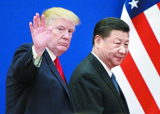 미중 신냉전에 애꿎은 홍콩이 당했다···美기업 61% 철수 고려