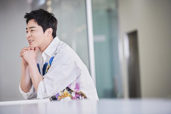 tvN 목요극 '슬기로운 의사생활'에서 이익준을 연기한 배우 조정석