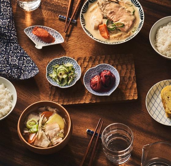 히데코의 일본 요리교실. [사진 맛있는 책방 블로그]