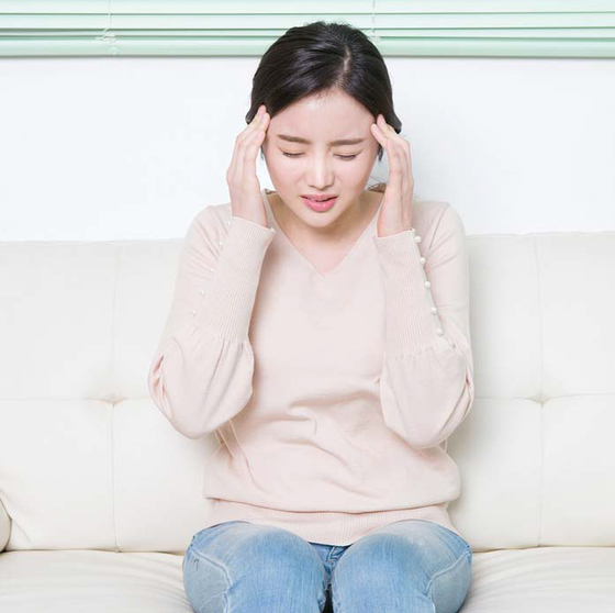 [건강한 가족] 머리가 얼마나 어떻게 아픈지, 약효는 어떤지 매일 기록합시다