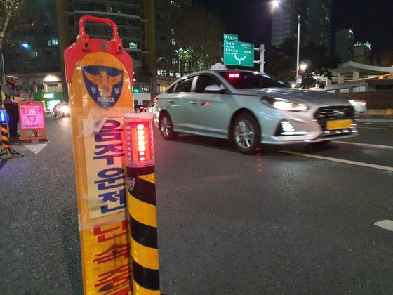 음주운전 단속 자료사진. 중앙포토