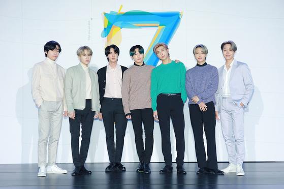 방탄소년단(BTS). 뉴스1