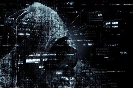 사이버 범죄 (출처: Pixabay)