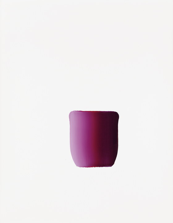 경매 추정가 4억5000만~6억원, 이우환, Dialogue, oil on canvas, 145.5x114.3cm, 2015. [서울옥션]