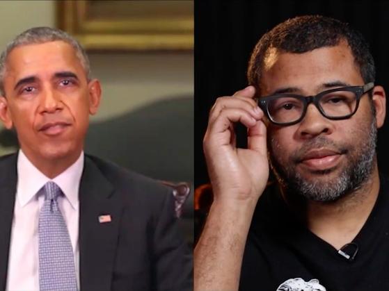 오바마 전 미국 대통령의 딥페이크 영상 (출처: BuzzFeed)