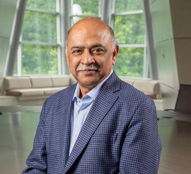 """아빈드 크리슈나 IBM 최고경영자(CEO)는 """"안면인식 기술과 이를 기반으로 하는 소프트웨어를 더이상 개발·배포하지 않겠다""""고 발표했다.[IBM]"""
