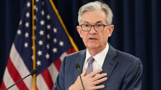 제롬 파월 미 연방준비제도(Fed) 의장. [로이터=연합뉴스]