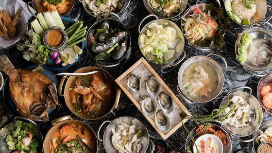 태국의 한 식당 주인이 해산물 요리 판매 사기를 저질러 723년형을 선고 받았다. [페이스북]