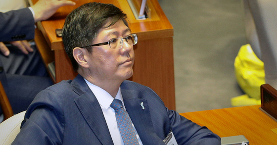 김홍걸 더불어민주당 의원. [뉴스1]